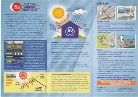 Pelapis Atap Tahan Panas supplier water proofing pelapis tahan air anti bocor