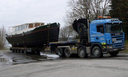 boat trailer ireland boat haulage transport yachts boat transport trailers