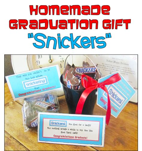 Handmade Graduation Gifts - and patterns graduation gift ideas