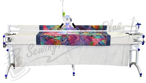 Arm Quilting Uk by Juki Tl 2200qvp Quilt Virtuoso Arm Quilting Machine W