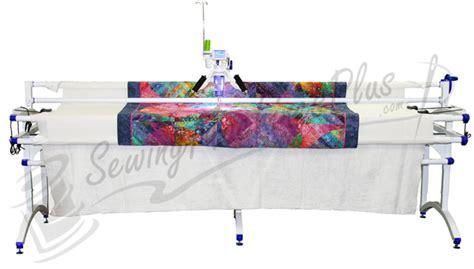 juki tl 2200qvp quilt virtuoso arm quilting machine w