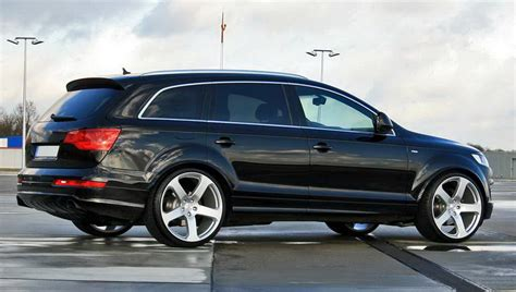 audi q7 modified avus performance have modified the audi q7 suv