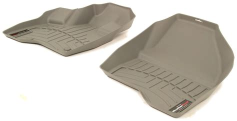 Ford Explorer 2013 Floor Mats by Floor Mats By Weathertech For 2013 Explorer Wt463591
