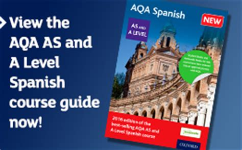 aqa a level spanish includes aqa a level spanish