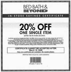 free printable coupons bed bath and beyond coupons
