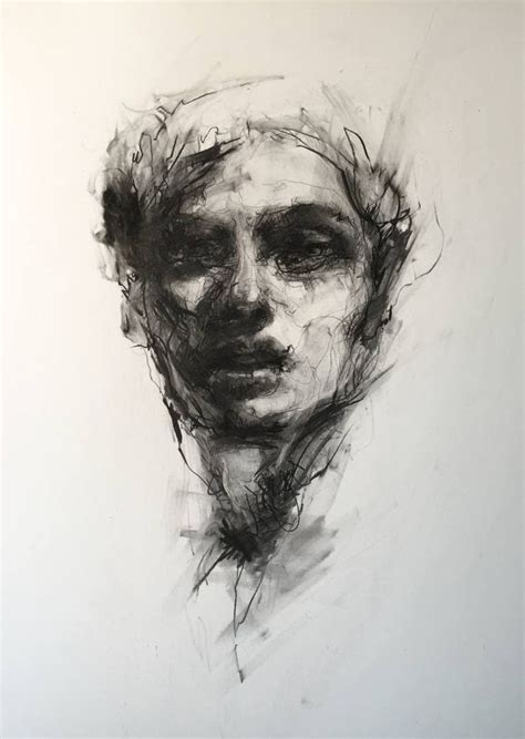 Portraits And Sketches by 25 Best Ideas About Charcoal On Charcoal