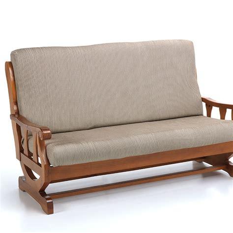 funda sofa cama clic clac rustica