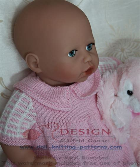 Babydoll Nec270716 0010 baby born doll knitting patterns