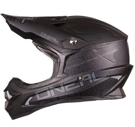 flat black motocross helmet oneal 2017 3 series motocross helmet flat black