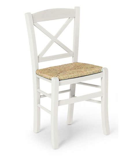 sedia di paglia sedia croce seduta paglia