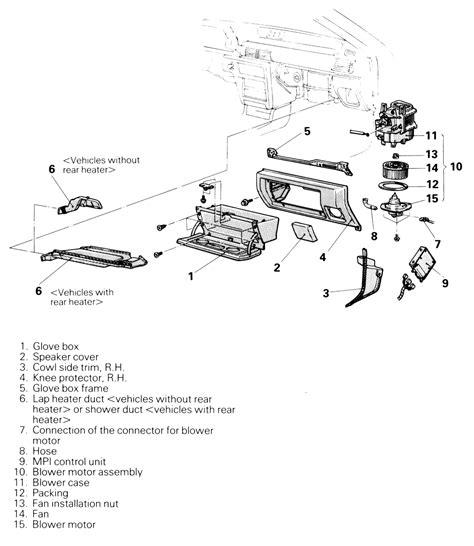 99 mitsubishi eclipse heater wiring diagram 99 get free