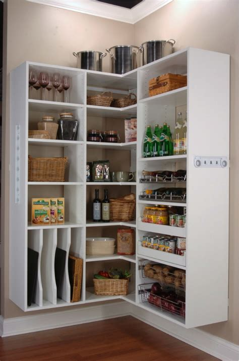 White Storage Pantry Pantry Design Ideas Photos And Descriptions