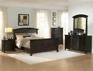 bedroom with black furniture black bedroom furniture wall color decorating image mag