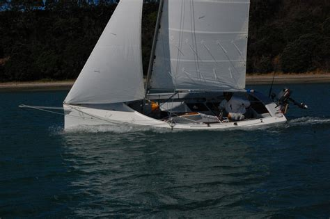 single handed sailing boats awol speed but not at the expense of comfort