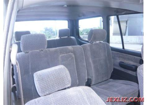 Toyota Kijang Kapsul Lgx 2001 toyota kijang kapsul lgx diesel 2001 mobil tgn ke 1 dr