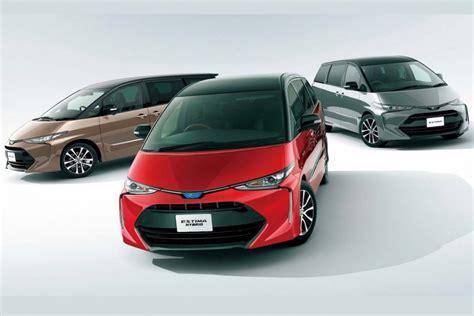 Toyota Mpv 2020 by 車壇mpv長青樹 Toyota Estima Previa 現行款將於 2019 年正式停產 2020 推出第四代