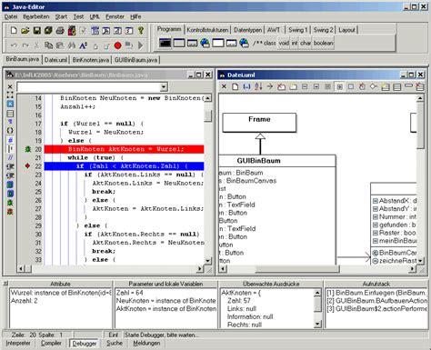 java layout builder java editor heise download