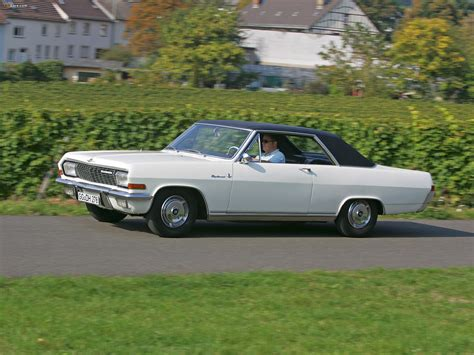 Opel Diplomat V8 Coup 233 Technical Details History Photos