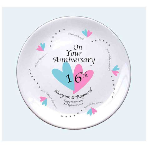 Wedding Anniversary Traditional Gift by 16th Wedding Anniversary Traditional Gift Wedding And