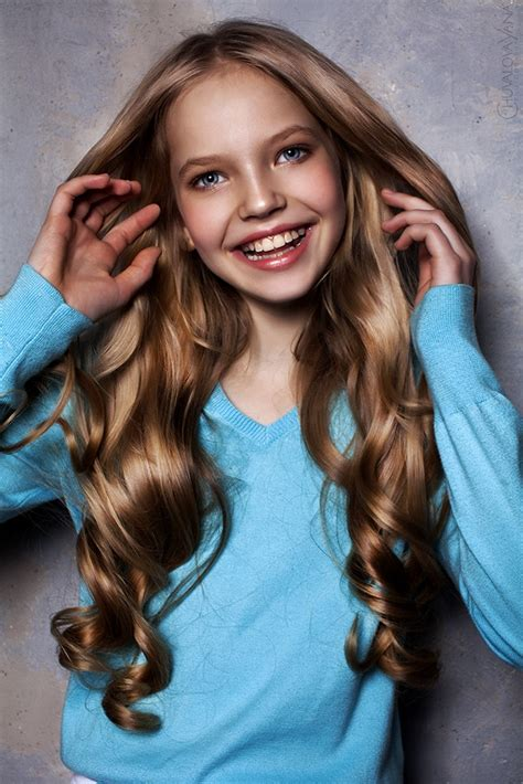 10yo russian girl model zoe kurzenkova born february 26 2004 fashion child