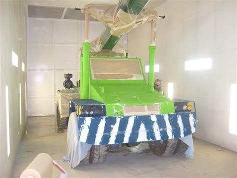 spray painter kalgoorlie grt commercial panel paint goldrush tours