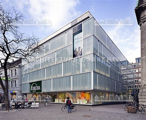 architektur oldenburg warenhaus galeria kaufhof oldenburg architektur bildarchiv