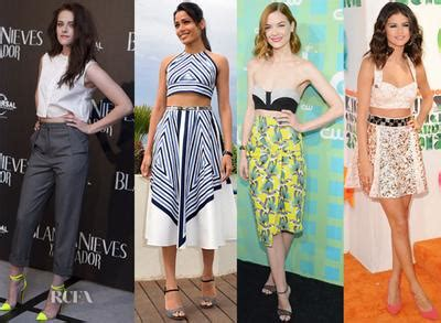 Anni Top Atasan Wanita tren fashion tahun 90 an bangkit lagi di 2015 fashion