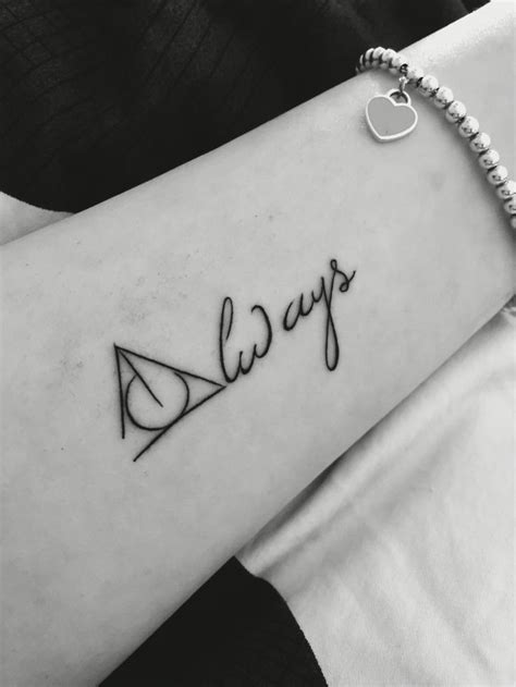 harry potter always tattoo 16 best harry potter d 246 vmeleri images on harry