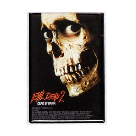 english movie evil dead part 2 the evil dead 1981 quot part two movie poster quot magnet
