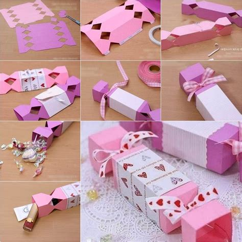 Origami Gifts For Friends - how to diy shaped gift box easy shapes and box