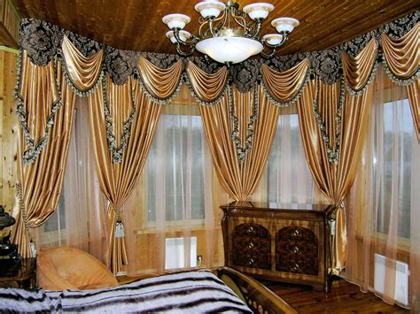 luxury drapery interior design curtain luxury gold color curtains design ideas gold and