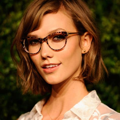 wearing glasses pictures of wearing glasses popsugar fashion uk