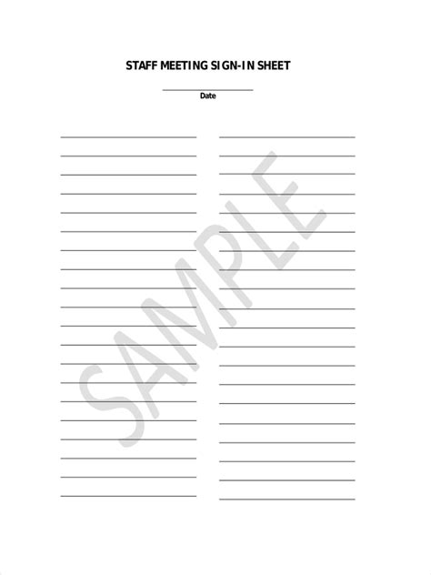 safety meeting log sheet archives health and safety information