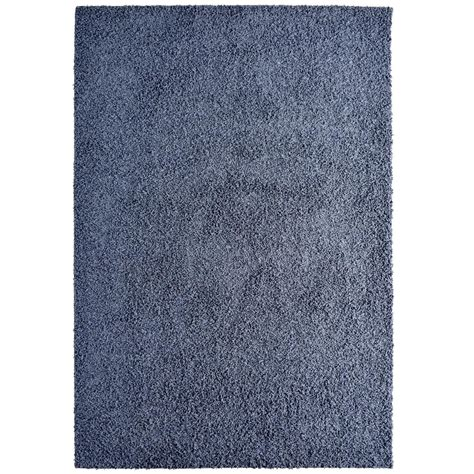 personalized rugs for home lanart custom shag indigo blue 6 ft x 8 ft indoor area rug custshag6x8in the home depot