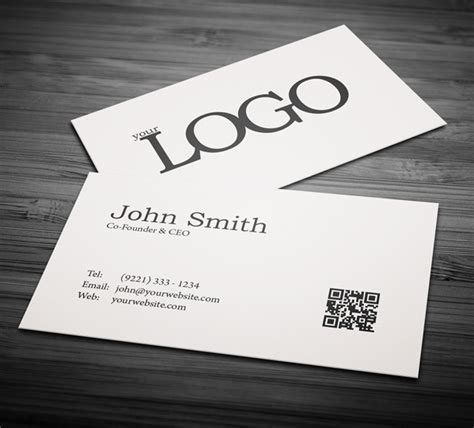 free business card template print ready photoshop business card template beepmunk