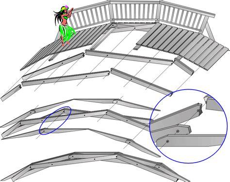 small bridge plans pdf free small wooden bridge plans plans free