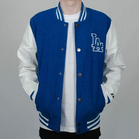 Varsity Jaket La Dodgers Exo s fashion on 212 pins
