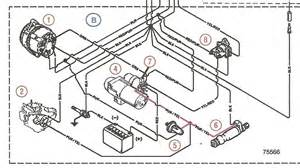 4 3 mercruiser starter location get free image about wiring diagram
