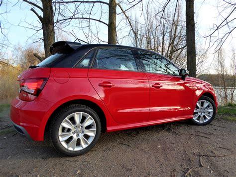 Test Audi A1 der audi a1 sportback kann auch zickig