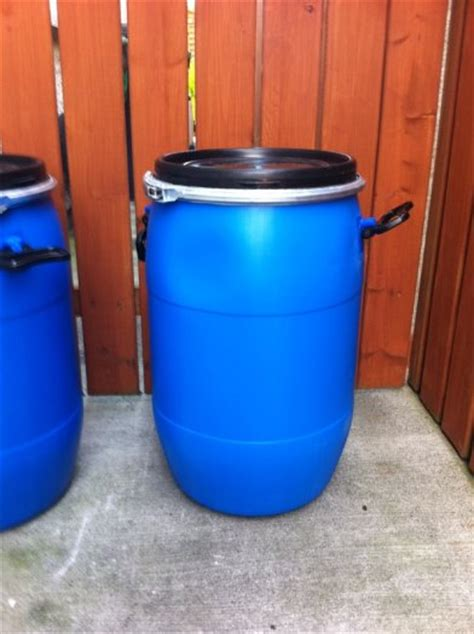 plastic barrels for sale plastic drums barrels 60l for sale in drogheda louth from christoa