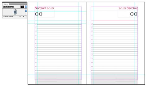 indesign tutorial magyar crear una agenda en indesign encuadernaci 211 n pinterest