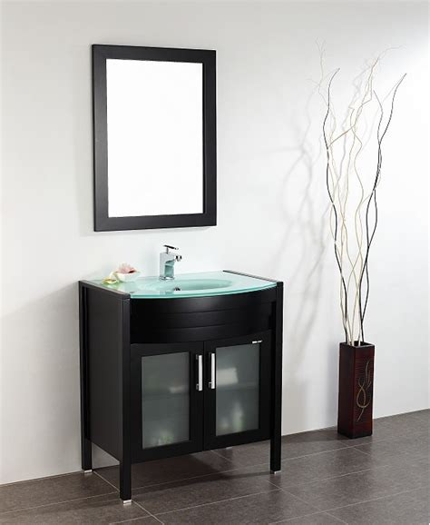 Glass Vanity Sinks by China Glass Sink Bathroom Vanity Kl513 China Solid