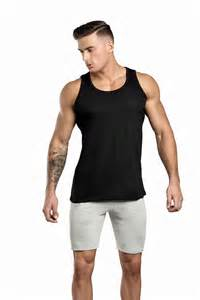 Gym clothes for men 187 mens gym vests 187 mens black cotton gym vest