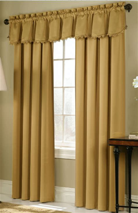 gold drapery panels blackstone blackout drapery gold united curtains view