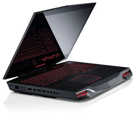 Laptop Dell Alienware 18 ca laptops dell alienware m18x 18 inch notebook i7 3630qm 8gb 750gb am18xr2 6667bk