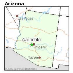 map of avondale arizona best places to live in avondale arizona