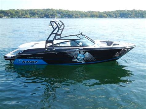 monterey boats okoboji monterey 218ss boats for sale boats