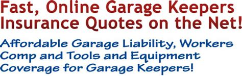 Garage Liability Insurance Cost by Home Egarage Insurance