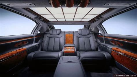 how does cars work 2011 maybach landaulet interior lighting 2010 2011 maybach 62s exterior and interior cars 62 s driving on the road youtube