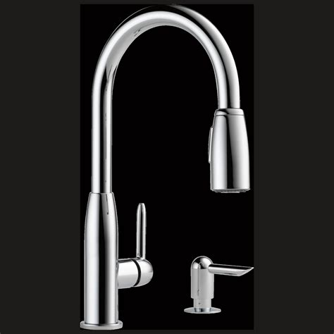 pull out kitchen faucets peerless shaw pull out kitchen faucet